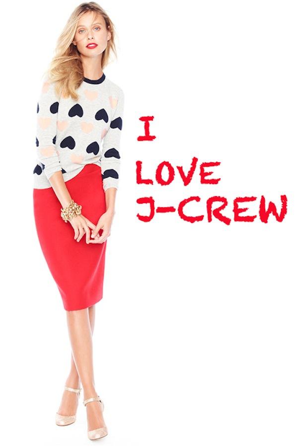 J-CREW LOVE